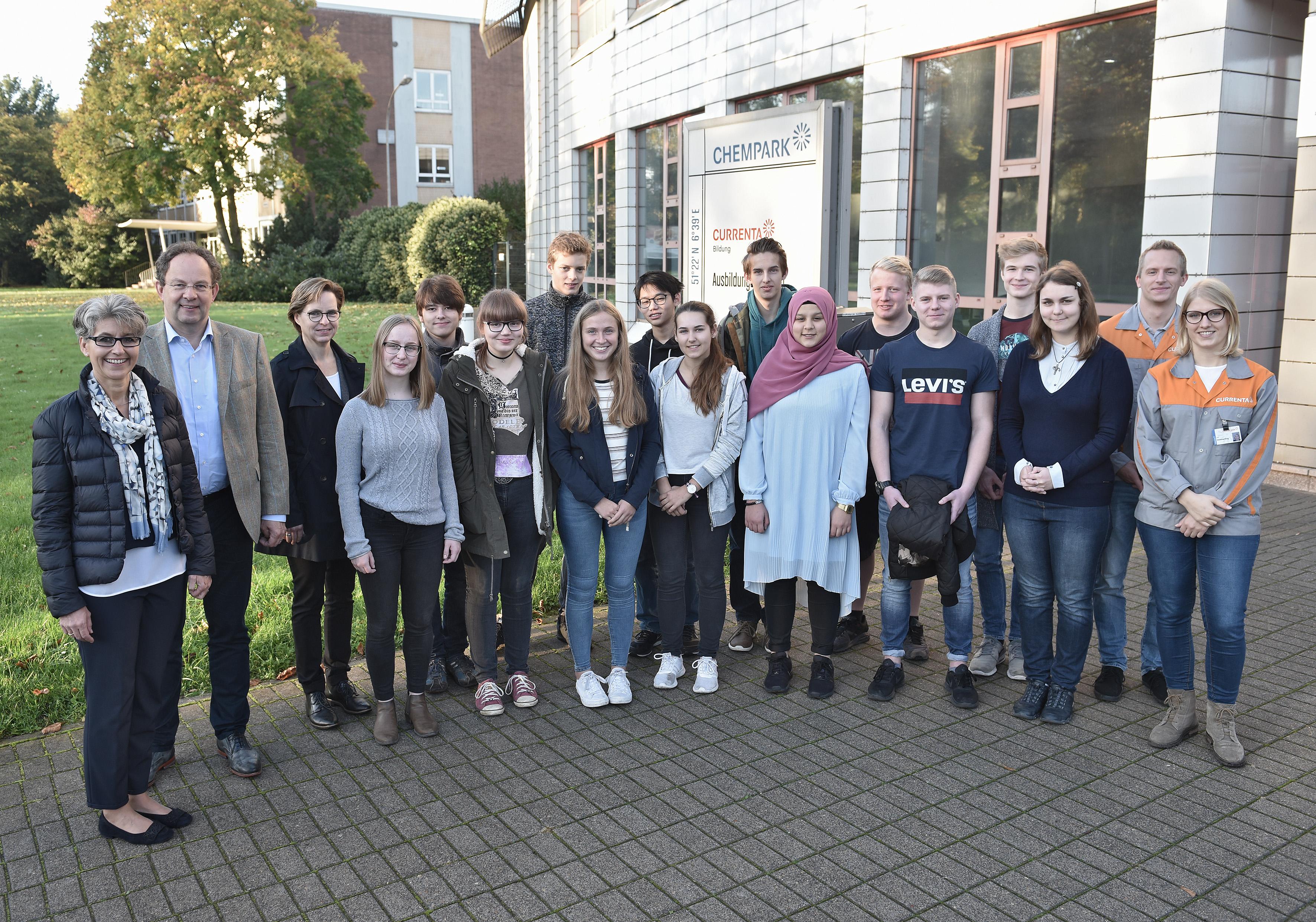 beginn chemie-akademie 14102017